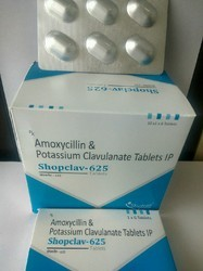 Amoxycillin Clavnate Tablets