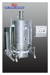 REVA Automatic Fluid Bed Dryer, 415 V