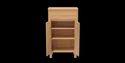 Wooden Side Cabinet - Float Side Cabinet