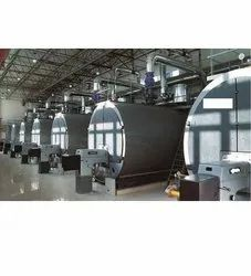 Steam Ibr Approved Boiler Erection Service