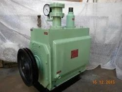 Double Stage High Vacuum Pump