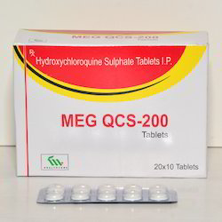 Hydroxychloroquine Sulphate Tablets