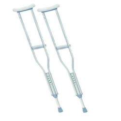 Under Arm Crutches