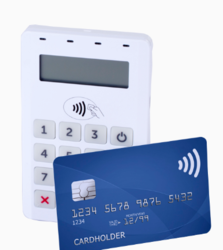 Credit Card Swapping Machine