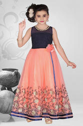 58dd950b90b8a Long Frock Gowns - Bollywood Long Gowns Exporter from Mumbai