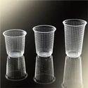Disposable Transparent Glass