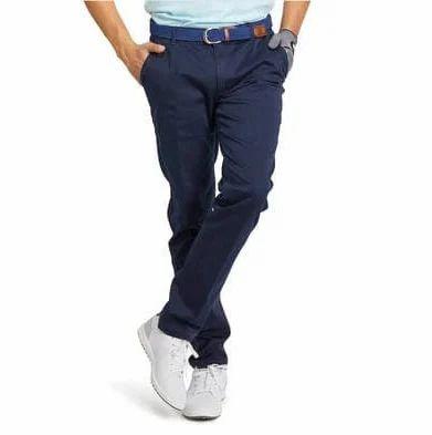 48c7c0103d0f W37 L34   W41 L34 Navy Blue Mens Golf Trousers 500