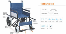 Transporter Custom Wheelchair