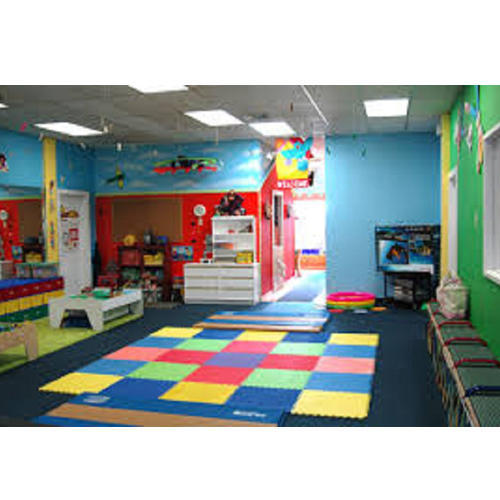 Awesome play school interior design ideas photos for Interior designs play