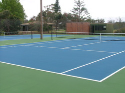 Pace Court Sports Flooring Services