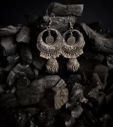 Oxidized Earrings OXE 58