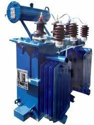 Three Phase 22-33 Kv 63 KVA Power Distribution Transformers