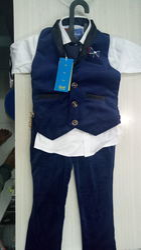 Cotton Kids Designer Baba Suit