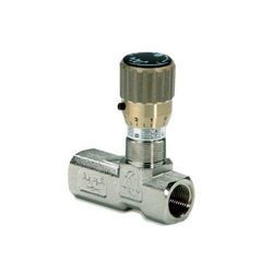 Stainless Steel Throttle Flow Control Valve