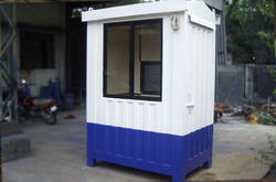Portable Security Guard Room