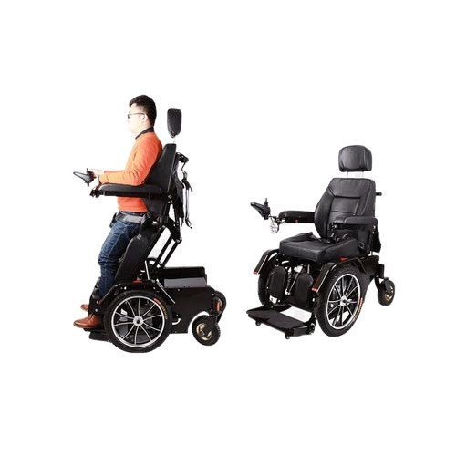 Reclining Wheelchairs Electric Wheelchair, Weight Capacity: Upto ...
