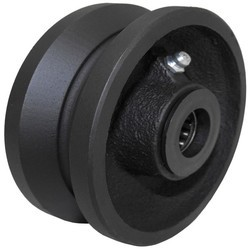 Cast Iron Track Wheels
