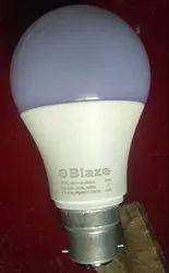 Syska Type 9 Watt LED Bulb 240 degree, Base Type: B22