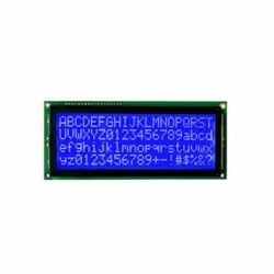 JHD762 B/W 20x4 Character Display