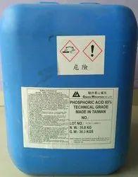 Prosphoric  Acid  Liquid 75%