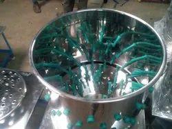 Maragatham Chicken Feather Removing Machine