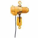 Low Headroom Electric Chain Hoist