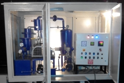 Fiber Transformer Oil Filtration Machine, Model: W1250-l2000-h1450