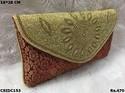 Brocade Clutch