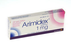 Arimidex 1 mg Tablets