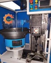 Pitch Controlled Nut Tapping Machine