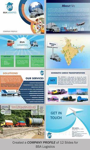 Presentation Design Service, New Delhi, IMGMC Creative Private