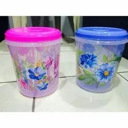 Household Printed Container
