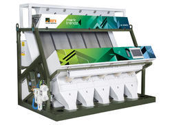 Trendz Steam Rice Color Sorter Machine