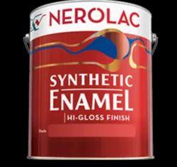 High Gloss Oil Based Paint NEROLAC ENAMEL
