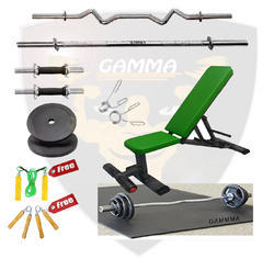 Dumbbell Fly Bench Combo