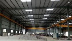 Steel Prefabricated Warehouse