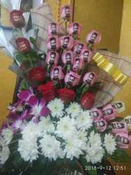 Customized Personalised Roses