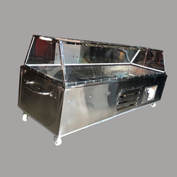 Stainless Steel Dead Body Freezer Box