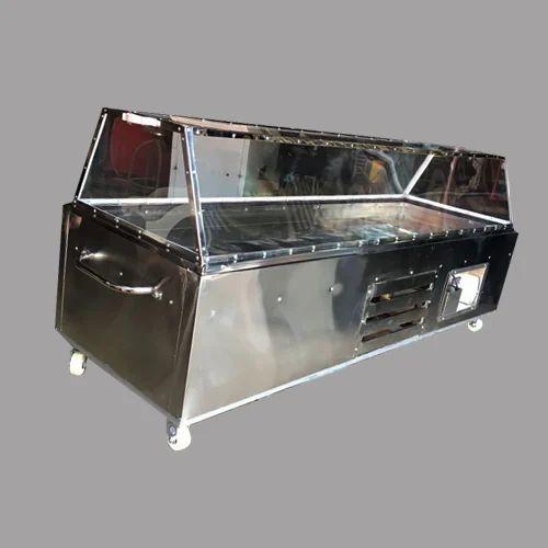 Stainless Steel Dead Body Freezer Box