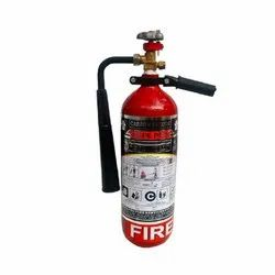 3 kg Co2 DCP Type Fire Extinguisher