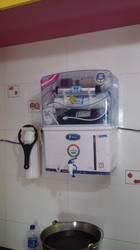 Automatic ABS Plastic AquaGrand Ro Water Purifiers, Capacity: 12 LTR
