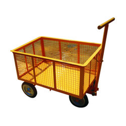 Material Handling Trolley Manufacturer from Pune
