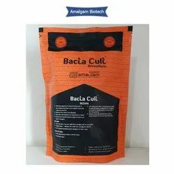 Naturally Safe Bacteria Non-Hazardous to Health Powdered Form Bacta Cult Bio Toilet