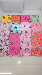 Linen Digital Print Fabric