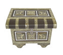 Royal Treasure Chest / Rajwadi Pitara - BROWN