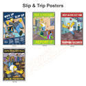 Slip & Trip Poster