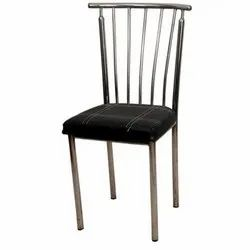 Metal & Stainless Steel Dining Chair