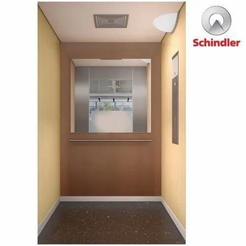 Schindler 3100 Passenger Elevator, Capacity: 340 Kg | ID