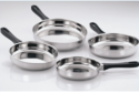 Stainless Steel Fry Pans