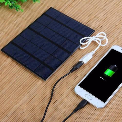 Solar Smartphone Chargers